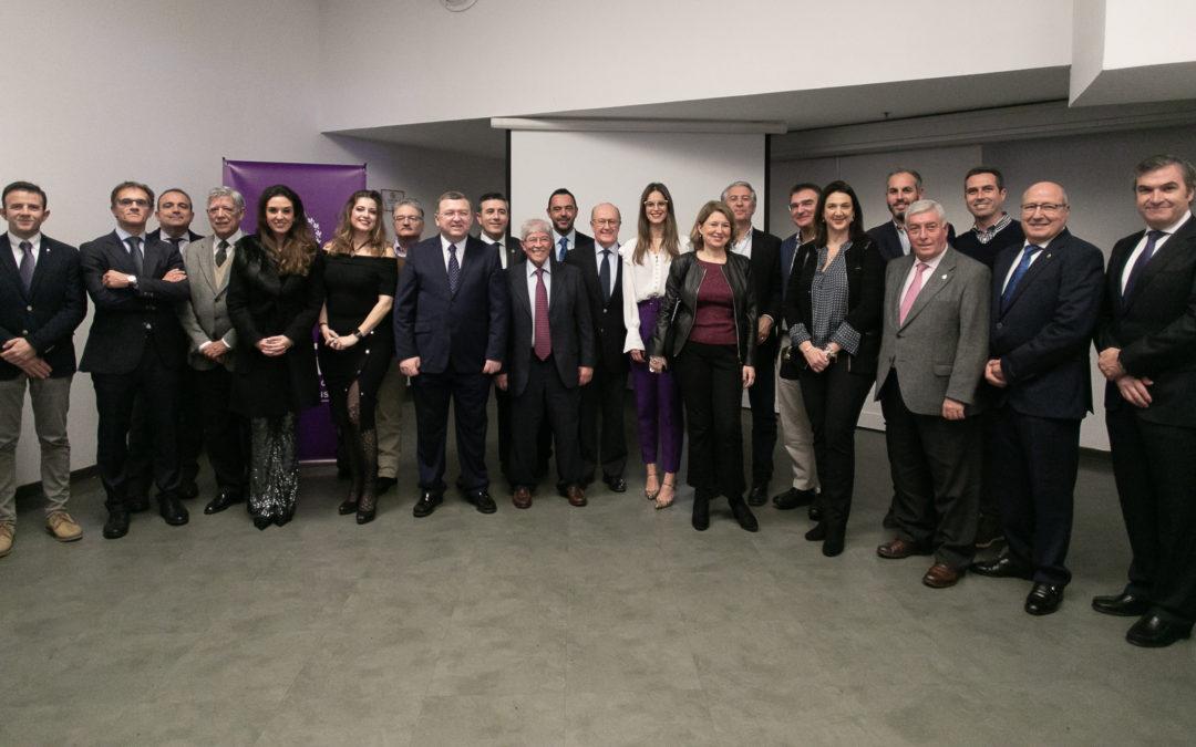La nueva Junta de Gobierno y el Encuentro Navideño 2019