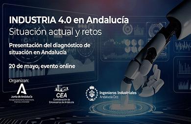 Industria 4.0 en Andalucía. Situación actual y retos.