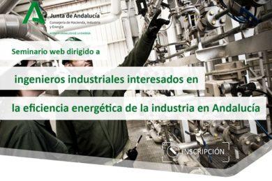 Conoce los programas de eficiencia energética de la industria en Andalucía