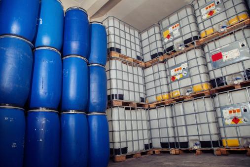 Publicación Guía técnica de aplicación Reglamento de Almacenamiento de Productos Químicos y sus Instrucciones Técnicas Complementarias