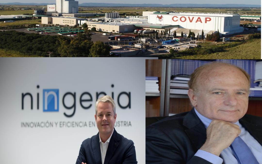 COVAP Y LOS INGENIEROS ANÍBAL OLLERO Y ROBERTO G. MORILLA SE ALZAN CON LOS PREMIOS ANDALUCÍA DE LA INGENIERÍA Y LA INDUSTRIA 2020