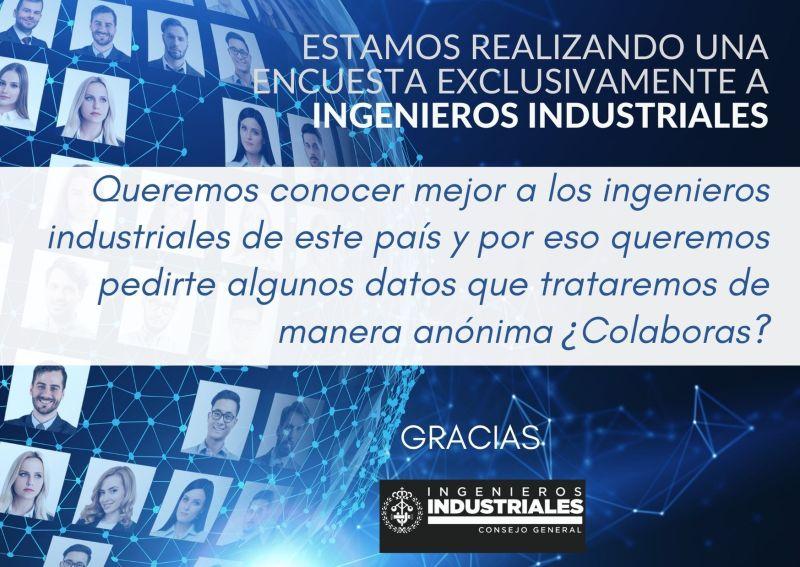Cuestionario: Los ingenieros Industriales en España