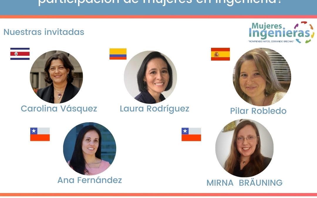 ¿Cómo potenciamos una mayor y mejor participación de mujeres en ingeniería?