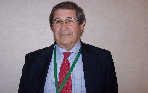 Los ingenieros industriales lamentan el fallecimiento de Valeriano Ruiz Hernández