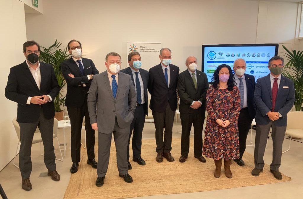 Setecientos profesionales y expertos avalan el papel de Andalucía en la revolución del hidrógeno