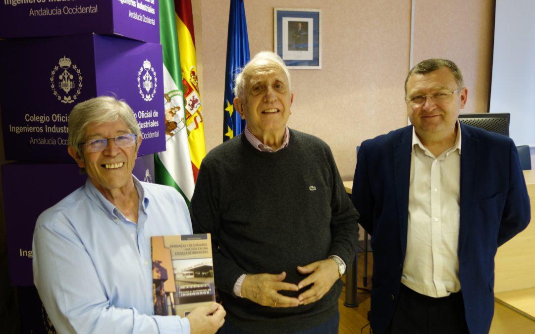 Éxito de asistencia a la presentación del libro de Javier Aracil
