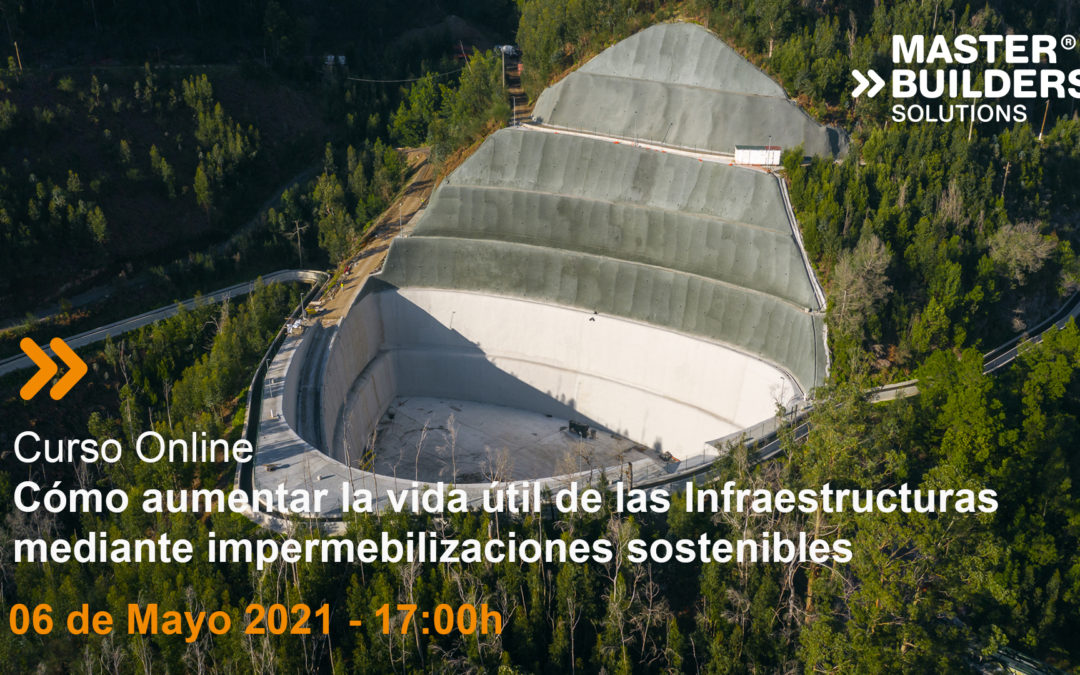 Webinar Cómo aumentar la vida útil de las infraestructuras mediante impermeabilizaciones sostenibles