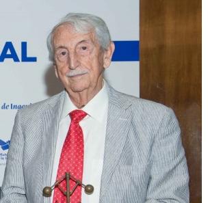 Los ingenieros industriales lamentan el fallecimiento de D. José Luis Calvo Salazar